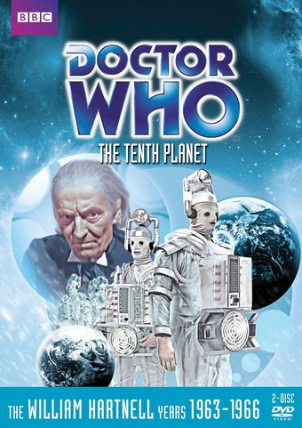 #029: The Tenth Planet (3-DVD)