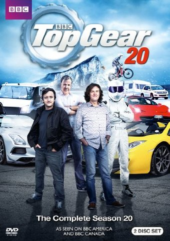 Top Gear - Complete Season 20 (3-DVD)