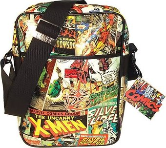 Marvel Comics - Retro Flight Bag