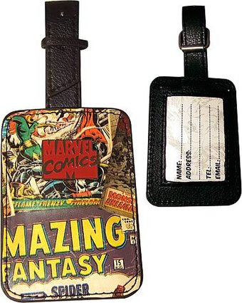 Marvel Comics - Rectangular Luggage Tag