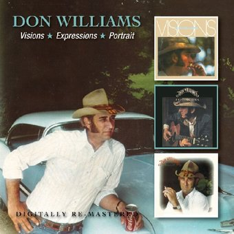 Visions / Expressions / Portrait (2-CD)