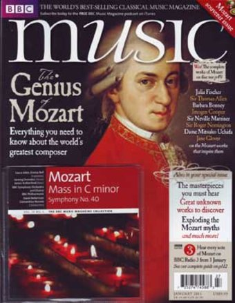 BBC Music - Volume #19, Issue #4 (With Free CD)