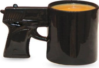 The Gun Mug (12 oz.)