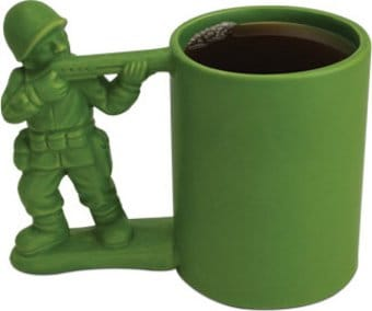 Army Man - 12 oz. Mug