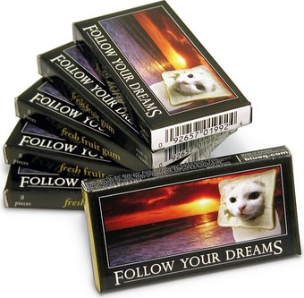 Gum - Follow Your Dreams - 6 Pack