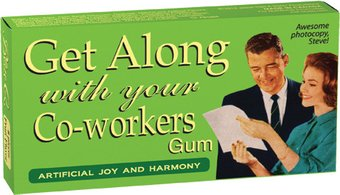 Funny Gum - Get Along with Your Co-Workers