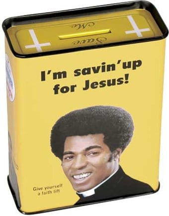Tin Bank - I'm Savin' Up For Jesus!