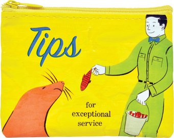 Coin Purse - Tips