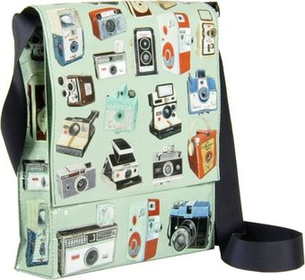 Messenger Bag - Cameras
