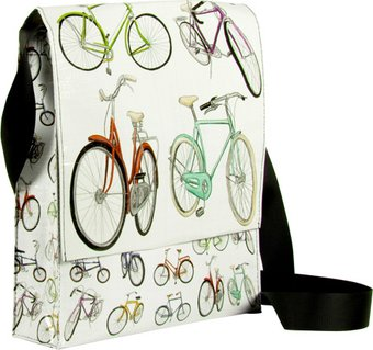 Messenger Bag - Bicycles