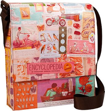 Messenger Bag - Encyclopedia
