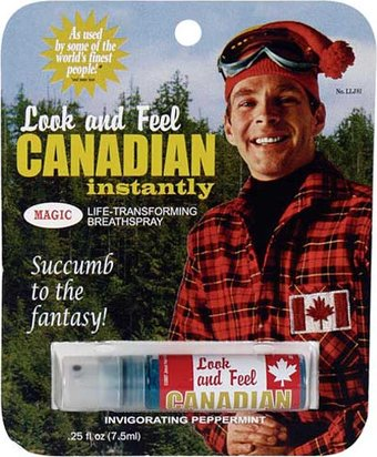 Breath Spray - Look & Feel Canadian