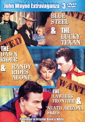Extravaganza (Blue Steel / The Lucky Texan / The