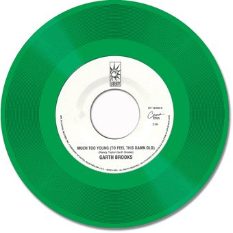 Rodeo (Green Vinyl) / Much Too Young (To Feel