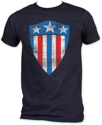 Marvel Comics - Captain America - First Shield
