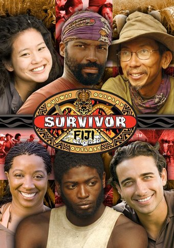 Survivor - Season 14 (Fiji) (5-Disc)