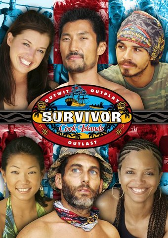 Survivor - Season 13 (Cook Islands) (5-Disc)