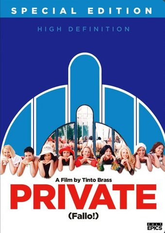 Private: An Erotic Comedy (Fallo!)