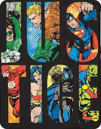 DC Comics - Justice League - Characters - Fleece