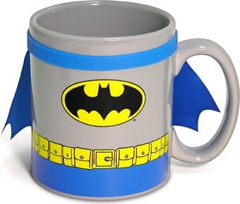 DC Comics - Batman - Uniform - Caped 20 oz.