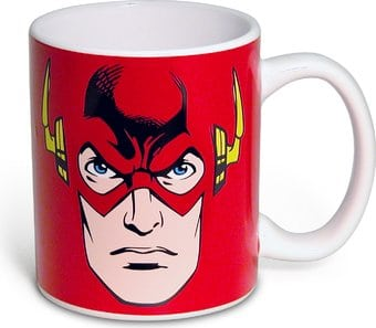 DC Comics - The Flash - Face - 12 oz. Ceramic Mug
