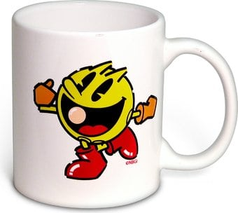 Pac-Man - Figure 12 oz. Ceramic Mug