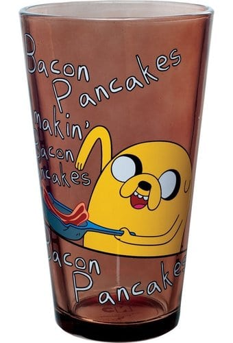 Adventure Time - Jake - Makin' Bacon Pancakes -