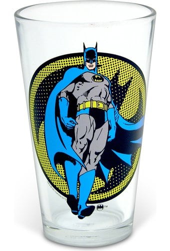 DC Comics - Batman - Posing - 16 oz. Pint Glass