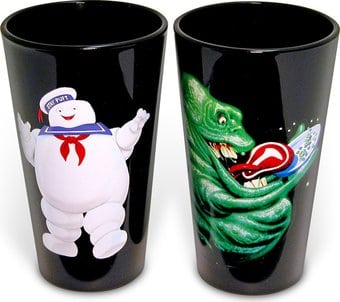 Ghostbusters - 2-Piece Pint Glass Set