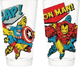 Marvel Comics - Captain America & Ironman - 2