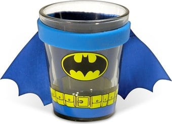 DC Comics - Batman - Caped Shot Glass