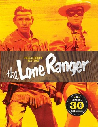 The Lone Ranger: Collector's Edition (30-DVD)