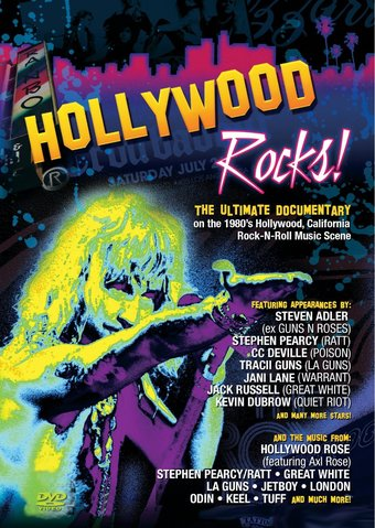 Real Rock of Ages Story - Hollywood Rocks