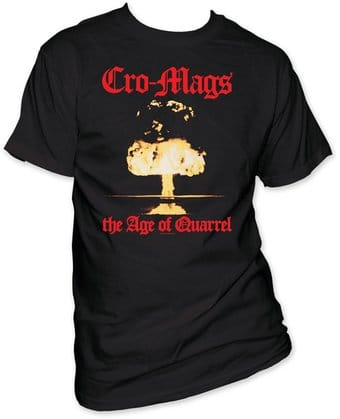 Cromags: Age Of Quarrel (T-Shirt)