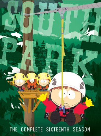 South Park - Complete Season 16 (3-DVD)