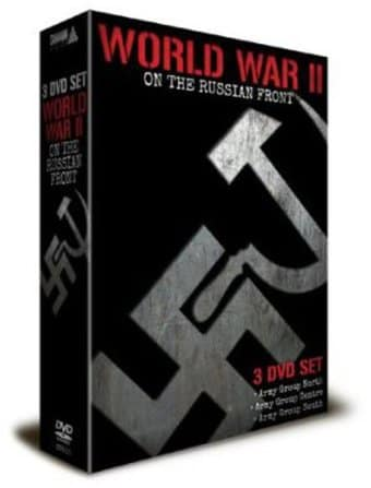 World War II: On the Russian Front (3-DVD)