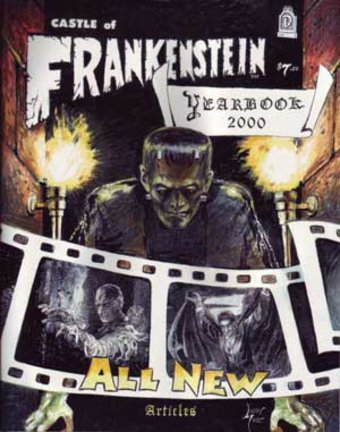 Castle Of Frankenstein (Yearbook 2000)