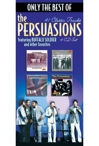 Only the Best of the Persuasions: 41 Classic
