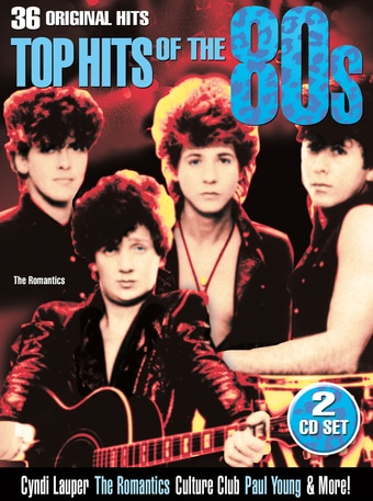 Top Hits of the 80s (2-CD)