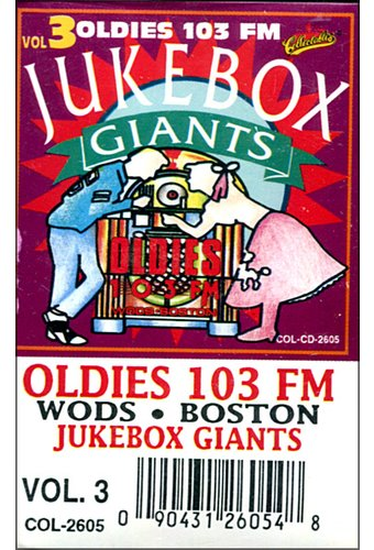 WCBS FM101.1 - JukeBox Giants, Volume 3 (Audio