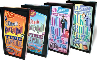 Ultimate Rock & Roll Time Capsule, Volumes 1-4