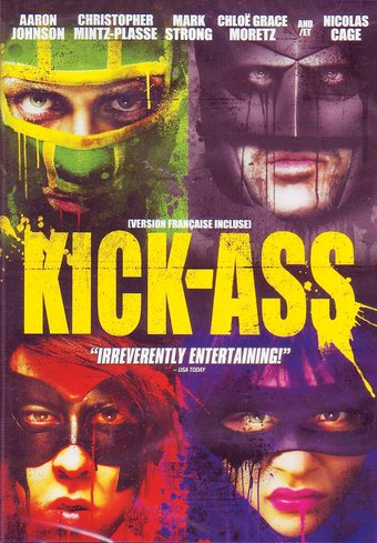 Kick-Ass (Widescreen)
