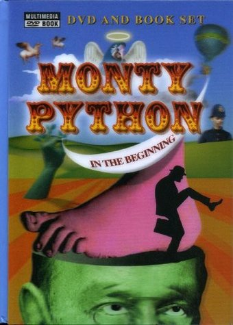 Monty Python in the Beginning (Bonus Book)