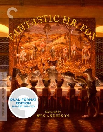 Fantastic Mr. Fox (Blu-ray + DVD)