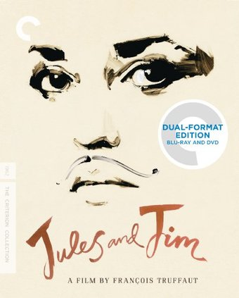 Jules and Jim (Blu-ray + DVD)