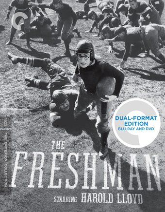 The Freshman (Blu-ray + DVD)