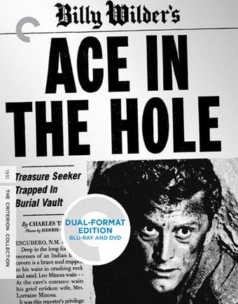 Ace in the Hole (Blu-ray + DVD)