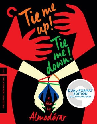 Tie Me Up! Tie Me Down! (Blu-ray + DVD)
