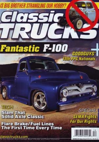 Classic Trucks - Volume #19, Issue #12