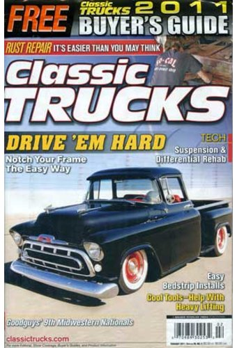 Classic Trucks - Volume #20, Issue #2
